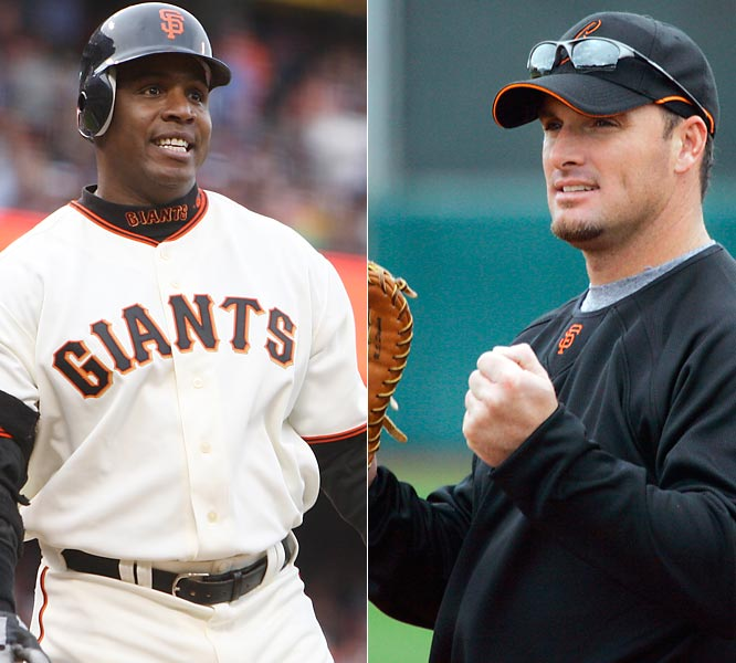 """He is both my teammate and my friend. He did not give me anything whatsoever and has nothing to do with this matter, contrary to recent reports. I want to express my deepest apologies, especially to Mark and his family, as well as my other teammates, the San Francisco Giants organization and the fans."" <br><br> -- Jan. 12, 2007, after a <i> New York Daily News </i> report that he blamed a positive amphetamines test on teammate Mark Sweeney"