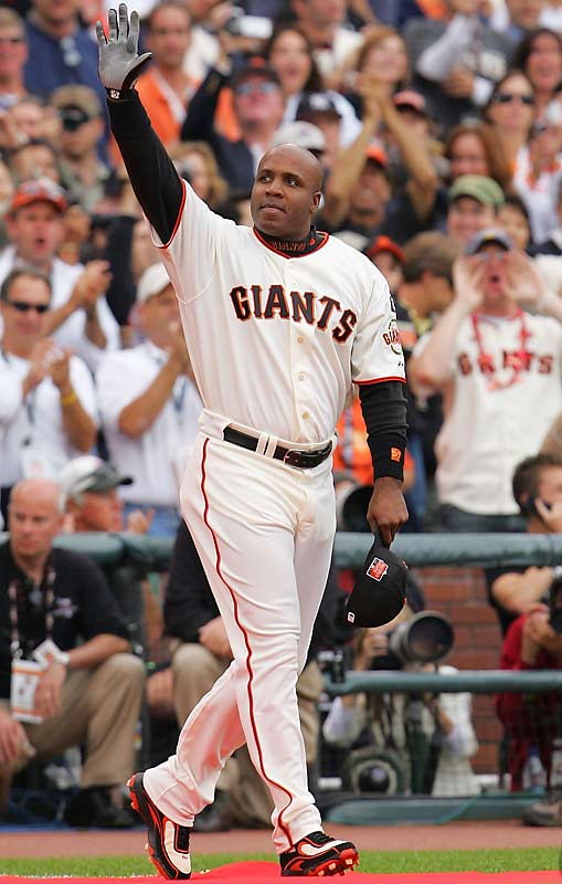 """This is my family. These are people, a lot of them I grew up with throughout my years. I cannot ever, ever thank them enough. I'll never forget it."" <br><br> -- July 10, 2007, on a rousing ovation given to him by fans at AT&T Park before the All-Star Game"