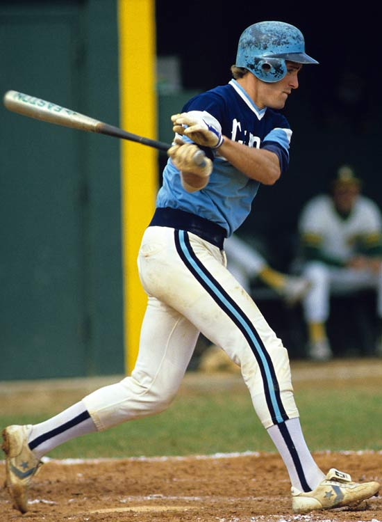 Surhoff was drafted straight out of high school, but he elected to honor his commitment to UNC instead. The move paid off: in three years at North Carolina, Surhoff hit .392, was the ACC Male Athlete of the Year in 1985 and became a two-time first team All-American. After his junior season, the Brewers took him with the top pick in the 1985 MLB Draft.
