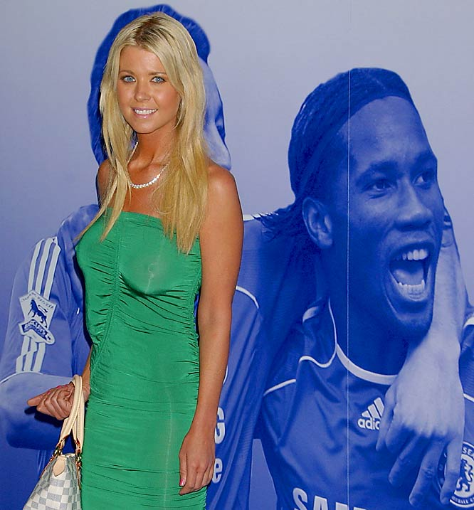 "Tara Reid hit up this week's ""Europe's Soccer Stars Chelsea Football Club Exclusive Hollywood Party."""