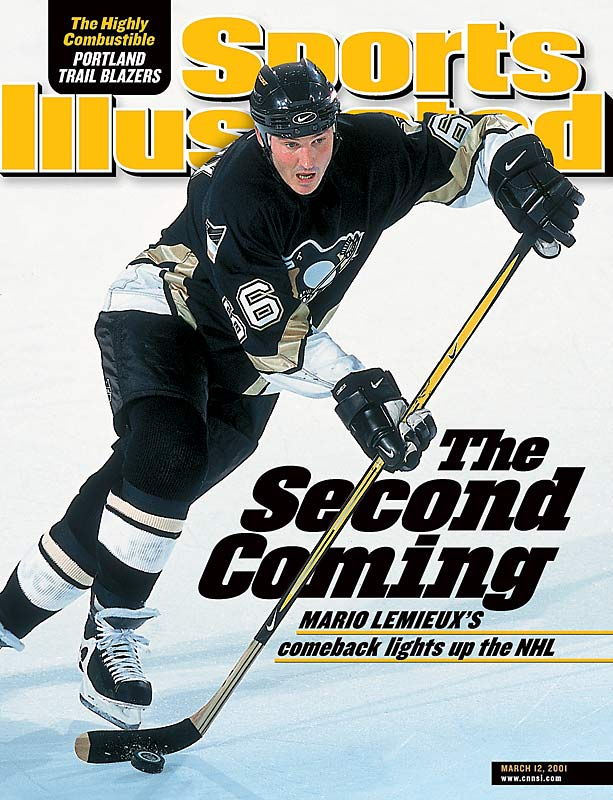 Mario Lemieux started out his career charmed, scoring a goal in his first game as a rookie.  After leading the Penguins to back-to-back Stanley Cup championships in 1991 and 1992, he was diagnosed with Hodgkins Disease in 1993.  He returned and retired for good in 2006 as the NHL's seventh-leading point leader and with a firm spot in the NHL Hall of Fame.