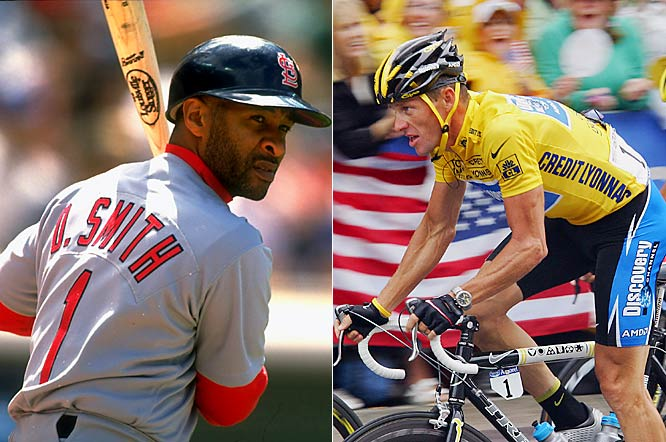 We received plenty of feedback to our best athletes by number feature. Herewith, some suggestions from our readers:<br><br>The No. 1 jersey in the Tour de France is traditionally worn by the defending champion, and plenty of readers said Lance Armstrong should have been our No. 1 over Warren Moon. Heavy support also came in for Hall of Fame shortstop Ozzie Smith, who won 13 consecutive Gold Gloves between 1980 to 1992.