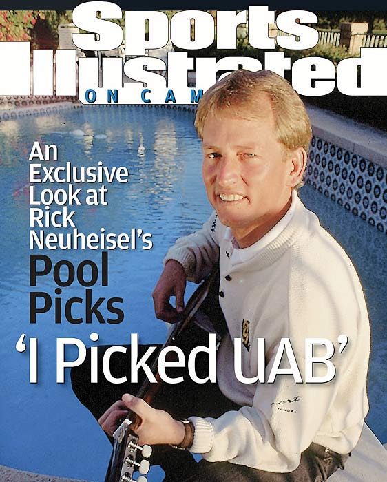 The football coach at the University of Washington was fired in June 2003 for violating NCAA regulations when he partook in an off-campus March Madness pool. In an ensuing lawsuit, Neuheisel claimed that a Washington compliance officer said participating in off-campus pools was OK and Neuheisel won a $4.5 million settlement for wrongful termination.