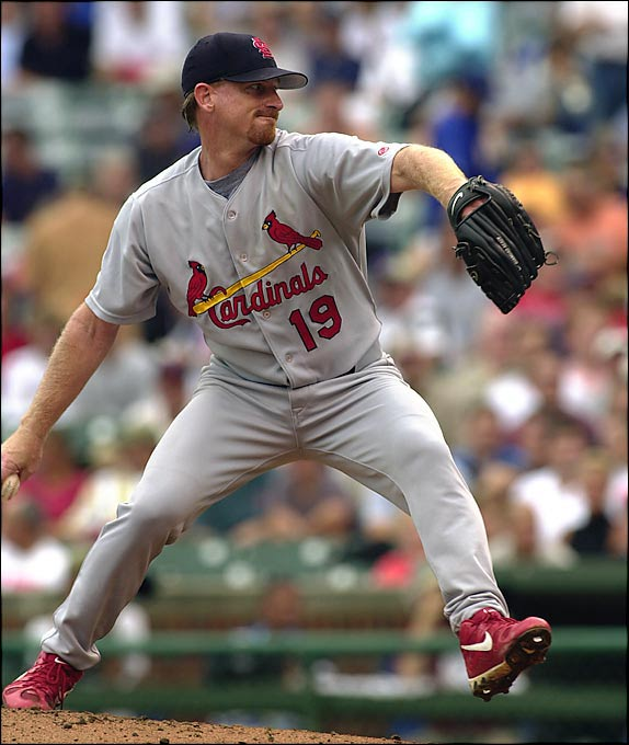 He resurrected his career after an early-August trade to St. Louis, where he went 7-1 in 11 starts. The Cardinals finished tied with Houston atop the NL Central but were designated as the wild card for the playoffs.