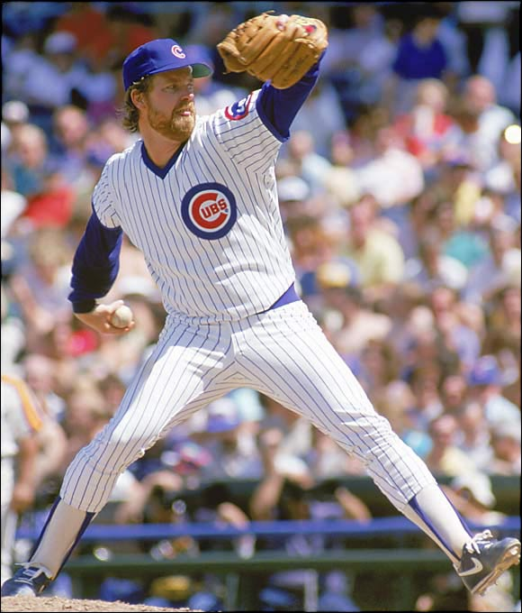 Do midseason acquisitions get any better than this? Sutcliffe arrived in Wrigley in June and went 16-1 to lead the Cubs to the NL East title and claim the Cy Young Award. Among the players Chicago gave to Cleveland in the deal: future star Joe Carter and Mel Hall.