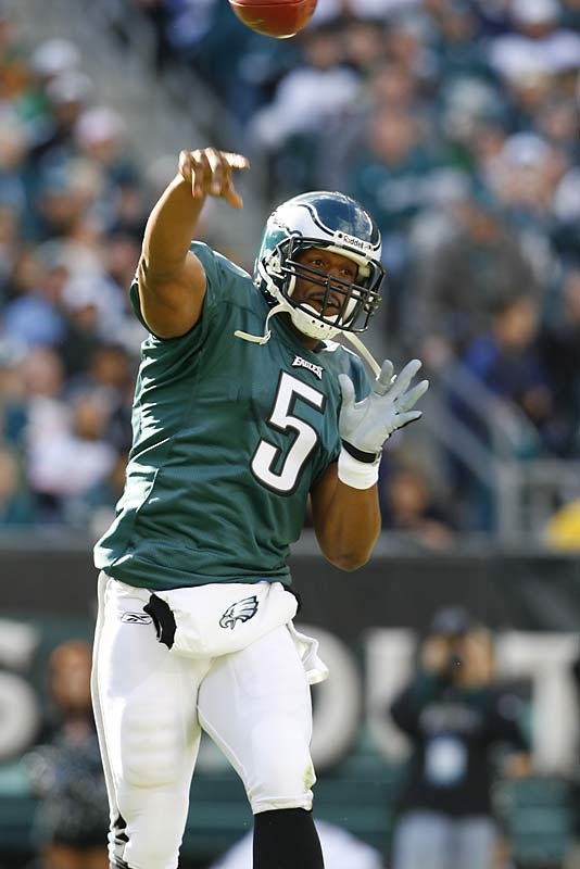 Who's under the most pressure to win a Super Bowl now that Peyton Manning no longer owns that burden? Here's a look at the 10 most likely candidates, beginning with Donovan McNabb, who's experienced three losses in NFC Championship games and one in a Super Bowl. Tick tock. Tick tock.