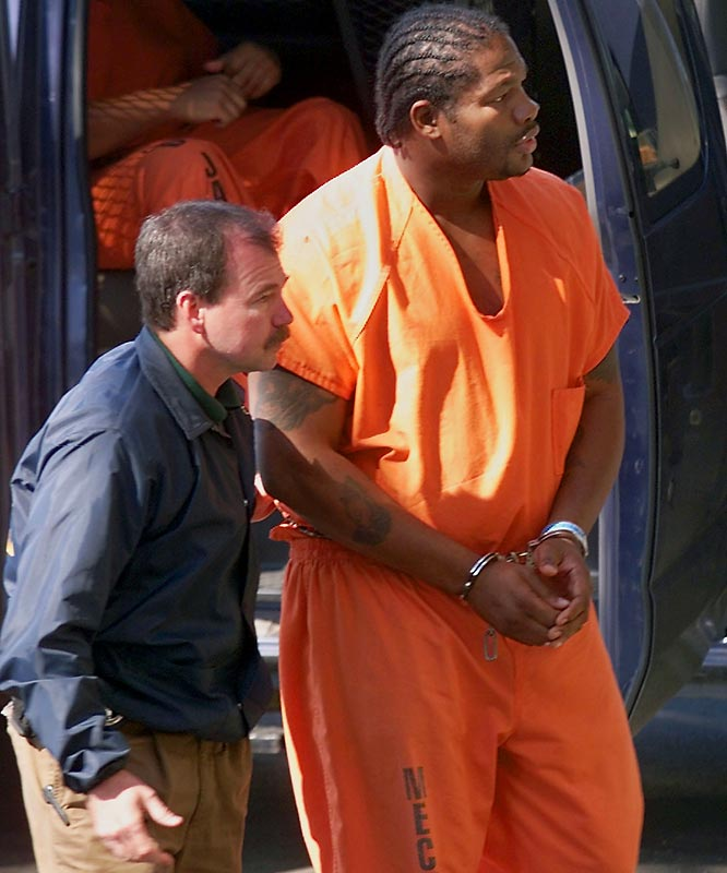 Bowe, the former undisputed heavyweight champion of the world, served 18 months in federal prison for kidnapping his estranged wife and five children and driving them 200 miles away before releasing them.