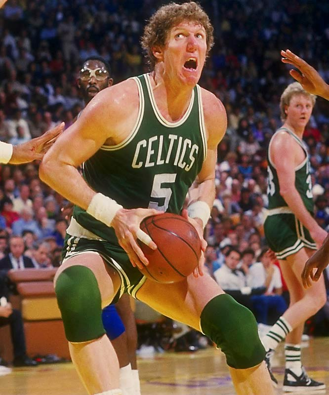 Big Red, who won his MVP with Portland, signed with the Clippers in 1979 and spent six seasons with the franchise before being traded to Boston for forward Cedric Maxwell, a first-round pick and cash in September 1985. Walton served as a role player on the Celtics' 1986 championship team.