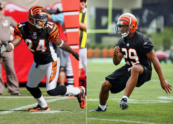 O'Neal is the incumbent, having started for the Bengals for three seasons, but he suffered nagging injuries and a team-imposed suspension last season, leading the Bengals to draft Hall in the first round. Hall has a bright future, but the other corner spot will be manned by last year's first-round pick Johnathan Joseph, which means O'Neal might get the nod -- at least initially -- based on experience alone.