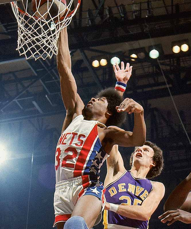 Dr. J's Afro.