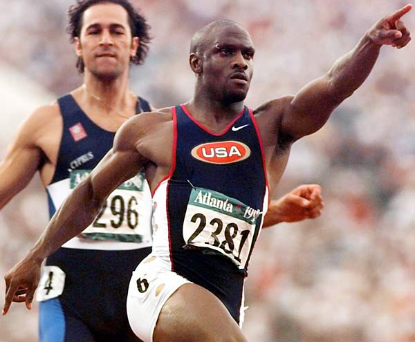 An amazing 12-time All American, Mitchell won NCAA championships in the 200-meter indoor, 200-meter outdoor and 1600-meter indoor before becoming a three-time Olympian.