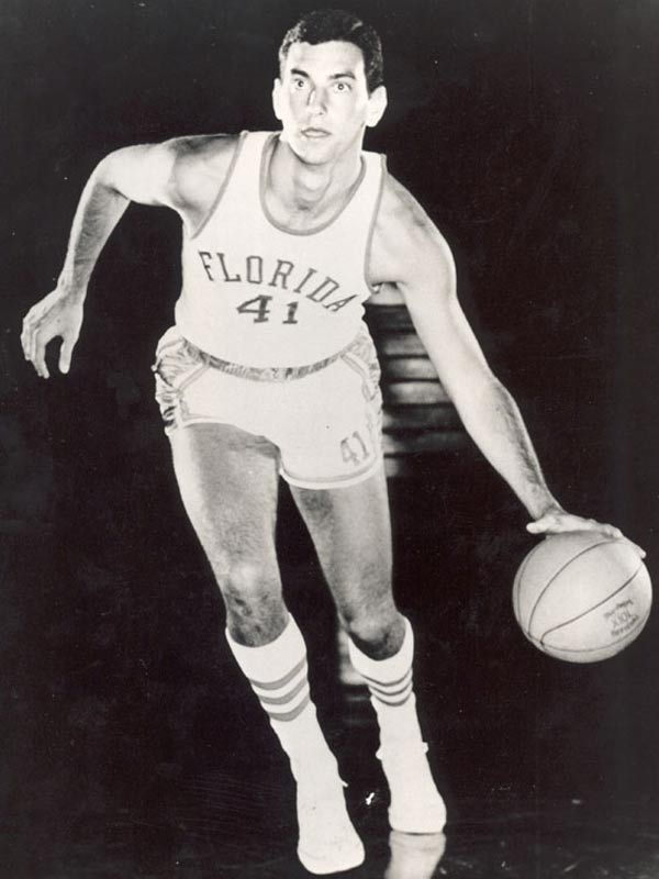 Walk may be best known as the consolation prize in a 1969 coin flip to determine which team would receive the No. 1 pick (Lew Alcindor) in the NBA Draft, but he was a force down low for the Gators and led the nation in both scoring and rebounding his junior year. He remains the highest Gator ever drafted to the NBA (No. 2 overall in 1969).
