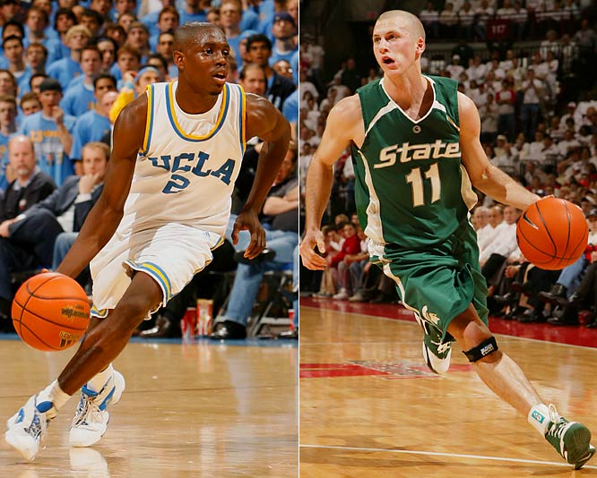 Darren Collison and Drew Neitzel get an early faceoff of who's the better floor general at the CBE Classic Nov. 19-20.