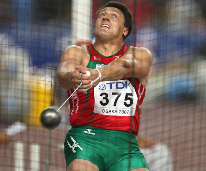 Tsikhan's mark was 83.63 meters.