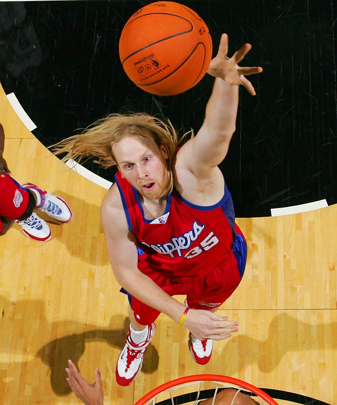 A breakout season in 2005-06 netted Kaman a five-year, $52 extension, but the 7-footer regressed last season as the Clippers went from playoff upstarts to a 40-win lottery team. With Elton Brand sidelined indefinitely after Achilles tendon surgery, the Clippers will need more production from Kaman, whose field goal percentage dropped from 52.3 to 45.1 last season.