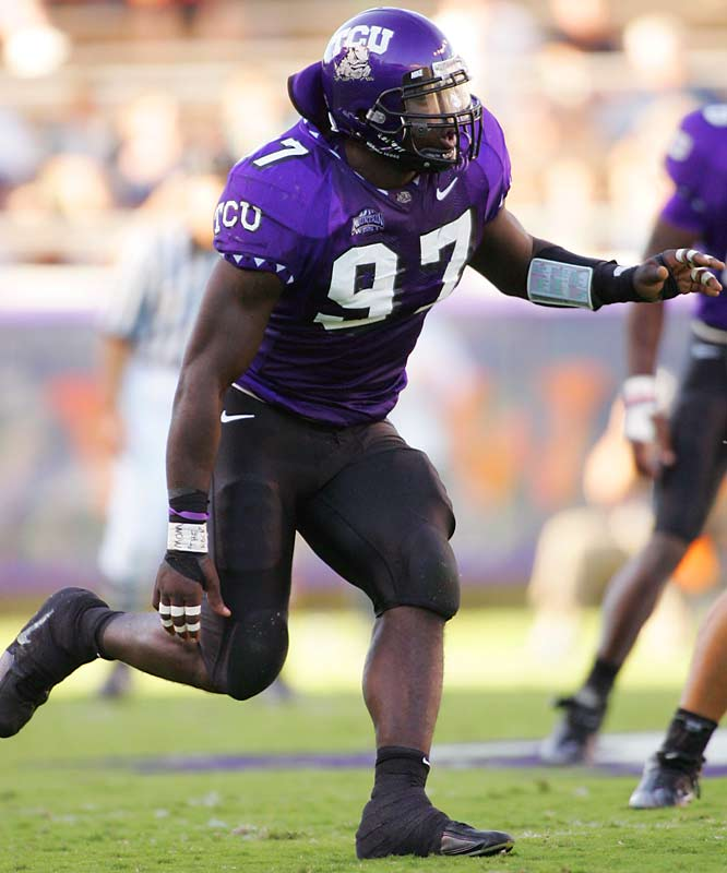 These former Southwest Conference rivals play for the first time since 1995. TCU looks to crash the BCS behind the strength of an imposing defense that returns nine starters, including star DE Tommy Blake. TCU shocked Oklahoma in 2005, can they knock off the Longhorns?