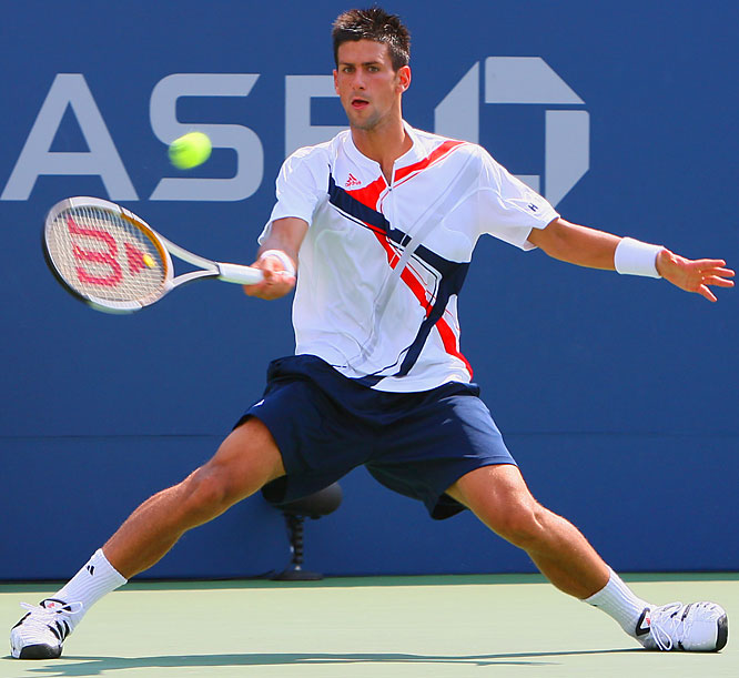 Third-seeded Serbian star Novak Djokovic handled Dutchman Robin Haase 6-2, 6-1, 6-3 on Day 2.