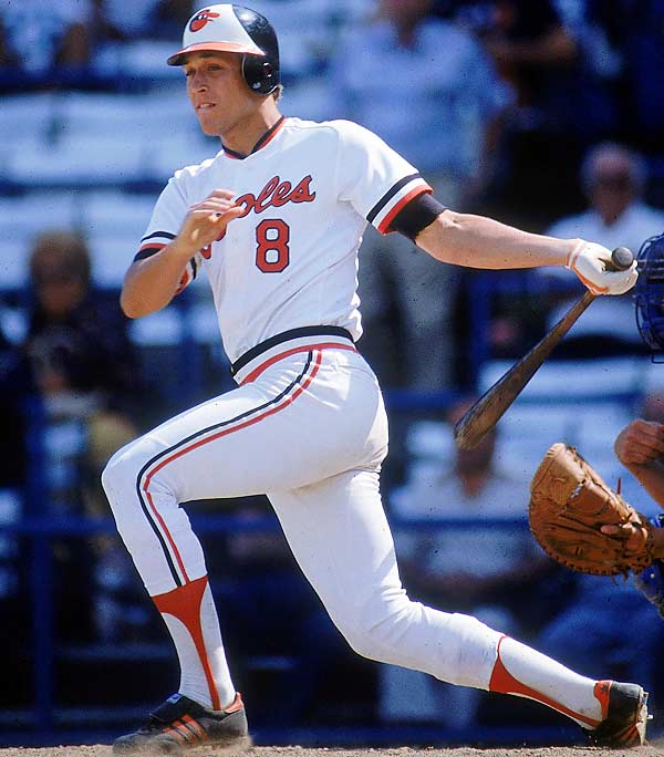 Nobody could have imagined that Cal Ripken Jr.'s start at third base against the Blue Jays on May 30, 1982, would be the start of something historic. It was the first of his record 2,632 straight games that spanned 16 seasons, from May 30, 1982, until Sept. 20, 1998. The famed Iron Man played in 19 All-Star games and was enshrined in the Hall of Fame this summer.
