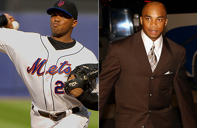 Forget DKNY. DuqueNY is always in fashion at Shea Stadium. El Duque isn't as young and flashy as Jose Reyes, afield or in fashion. But the old warhorse is still a clothes horse.