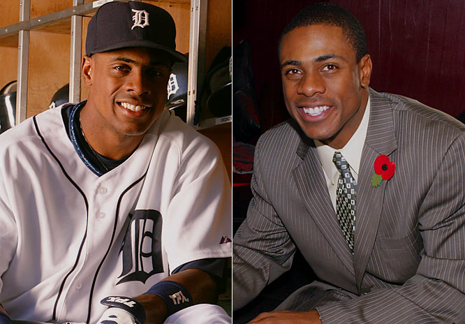 The high-flying Tiger centerfielder leads the big leagues in triples and the AL Central in high style. His wardrobe, a vast selection of tailor-made suits, is nearly as expansive as his range.