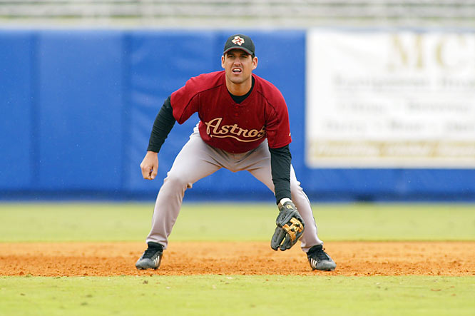 Coolbaugh was a third baseman in the Astros' organization in 2005. All told, he spent 17 seasons in the minors with nine organizations, but played in only 44 major league games (39 with the Brewers and five as a September call-up with the Cardinals).