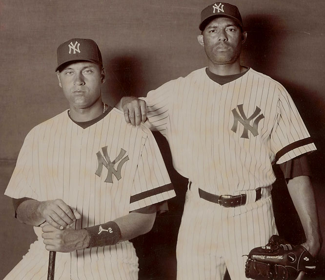 Jeter and Rivera will be title hungry when the postseason arrives.