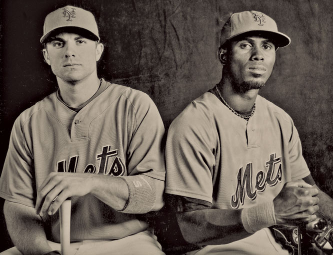 "As the future of the Mets franchise, Wright and Reyes seek their second consecutive playoff season.  Despite a late-season slump, the two all-star infielders intend on bouncing back strong and having an ""amazin"" postseason."