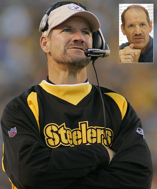 The stern-jawed  former coach of the Steelers signed a two-year contract to work on CBS' The NFL Today pregame show.