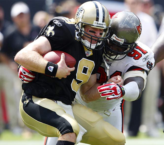 After the Saints run to the NFC Championship Game in 2006, many experts had them penciled in as Super Bowl picks. Drew Brees and Co. have started out 0-3 and have shown no signs of turning things around in the Big Easy. Now New Orleans will have to adjust to losing running back Deuce McAllister (torn ACL).