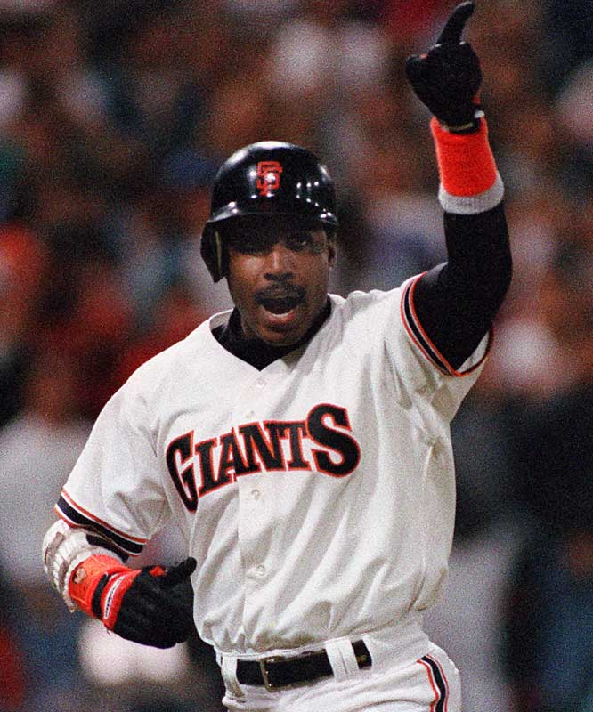 On July 22, the Giants led Atlanta by 10 games. The Braves went 49-16 down the stretch to win the NL West by one game despite an MVP season from Barry Bonds, the third of his career.