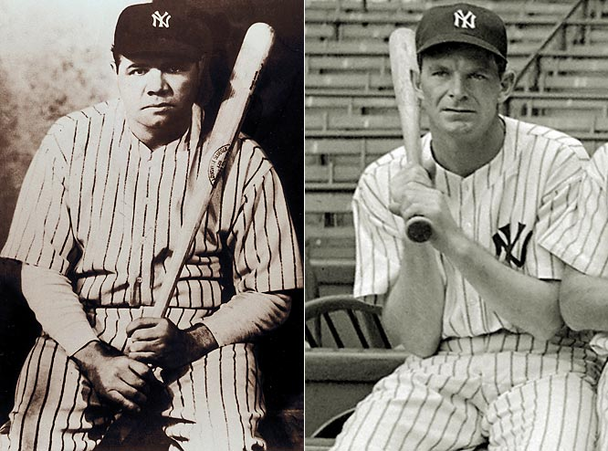 "The most impossible act in baseball history? Following the Babe. <br>That's ""Twinkletoes."" That was Selkirk's nickname in 1935 when, in his second big-league season, he replaced Ruth. Selkirk hit .312 that year, with 94 RBIs and 11 homers. He batted .290 during a nine-year career with the Yanks. Alas, no one named a candy bar ""Twinkletoes.""<br><br>Send comments to siwriters@simail.com."