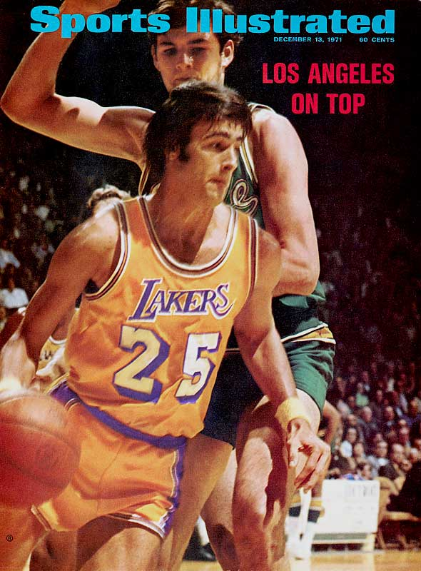 The Lakers won an NBA-record 33 consecutive games from Nov. 5, 1971, to Jan. 9, 1972.