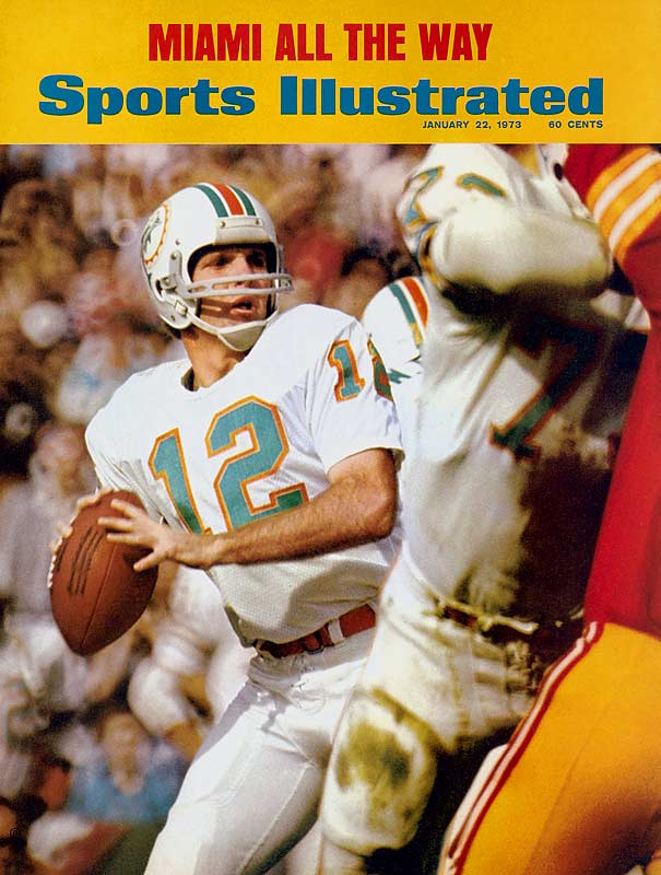 The Miami Dolphins won all 17 games during their season in 1972 and the opener of the 1973 season.