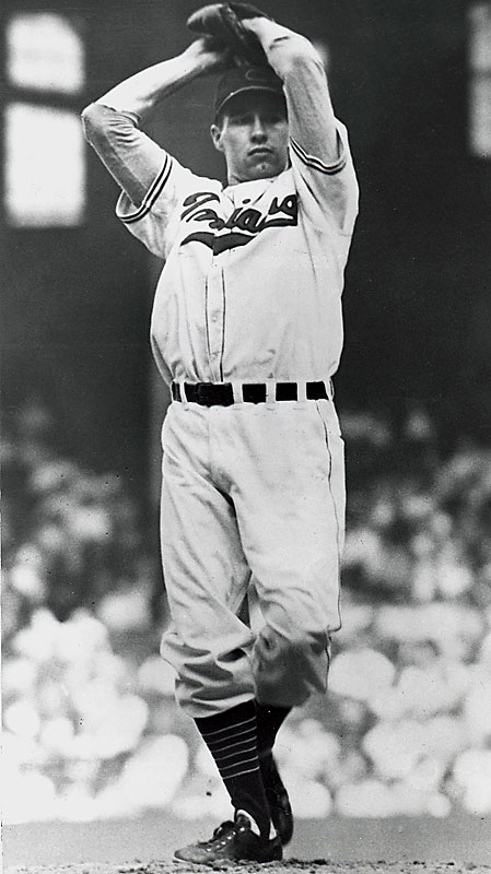 Indians ace Bob Feller had the Braves' Phil Masi picked off from second base, but umpire Bill Stewart blew the call. Masi then scored the only run in the Braves' victory. Cleveland rebounded to win the Series, the Tribe's most recent world championship.