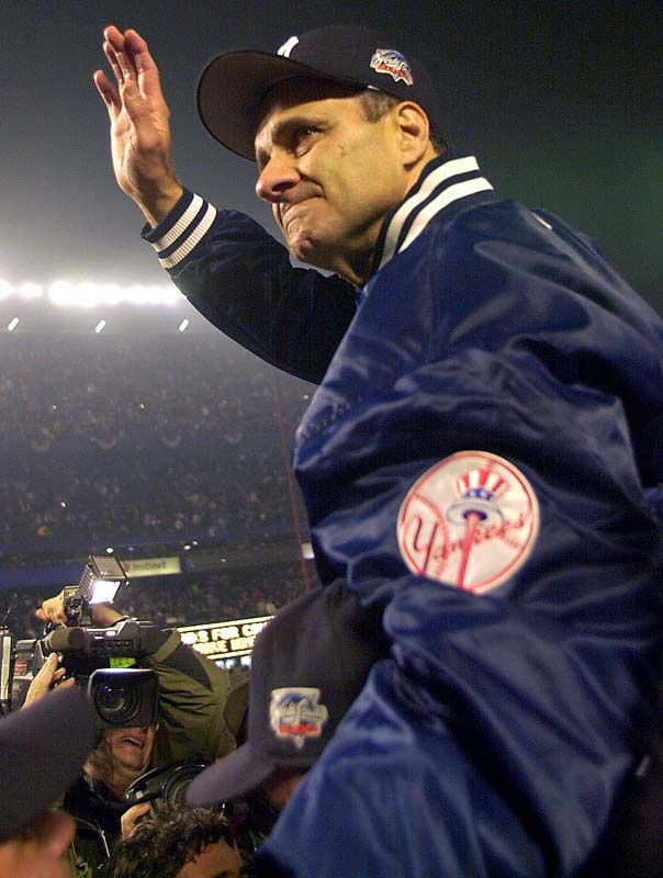 One of the highlights of Torre's tenure was beating the Mets in the 2000 Subway Series.