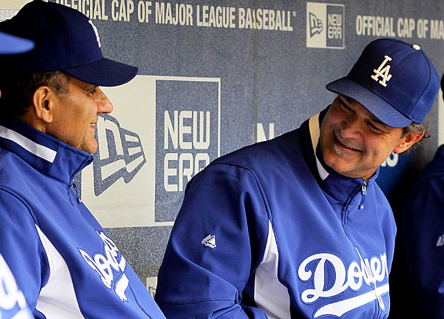 With the Dodgers' ownership situation in disarray and controversial star slugger Manny Ramirez having been shipped out of town, Torre's postseason streak came to an end in 2010 and so did his tenure as Dodgers manager. L.A. was three games under .500 when the team announced that Don Mattingly, a longtime Torre coach, would take over as manager in 2011.