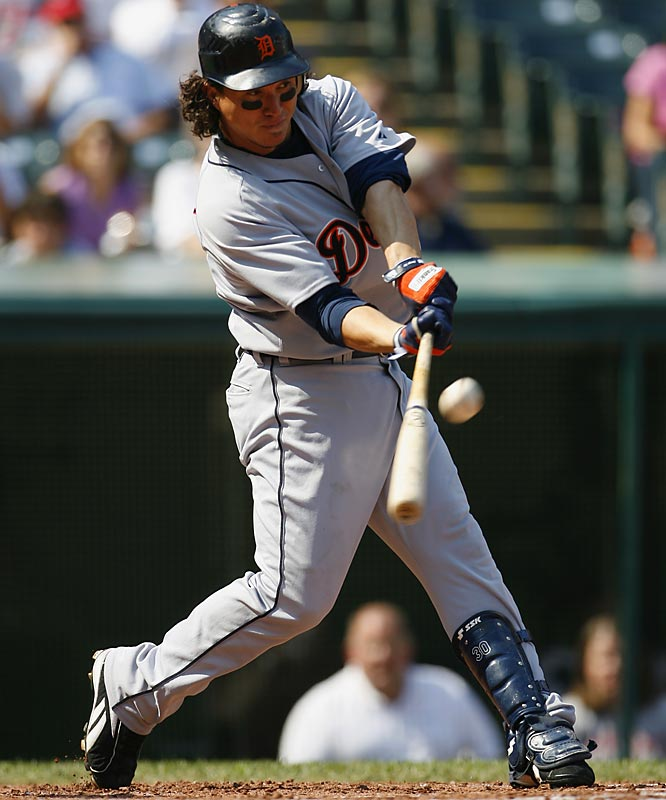 Ordoñez claimed his first batting title with a .363 average and kept the Tigers in contention for much of the season.