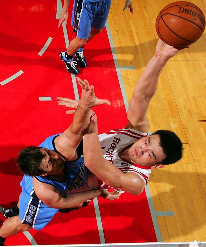 After grinding it out under coach Jeff Van Gundy for four seasons, how will Yao adjust to Rick Adelman's more open offense? The Rockets surely would like to get that answer via a full season from Yao, who played only 48 games last season and 57 in 2005-06.