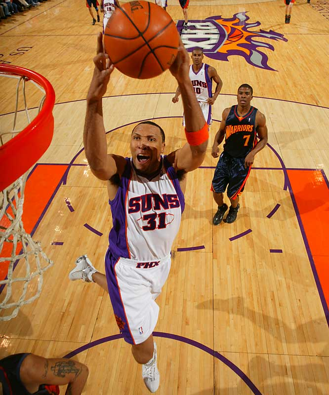The four-time All-Star went public with a trade request before training camp, but the Suns would have an extremely hard time replacing his production. The Matrix ranked in the top 35 last season in scoring, rebounding, field goal percentage, blocks and steals.