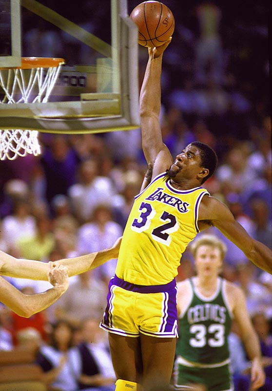 magic johnson pass - photo #26