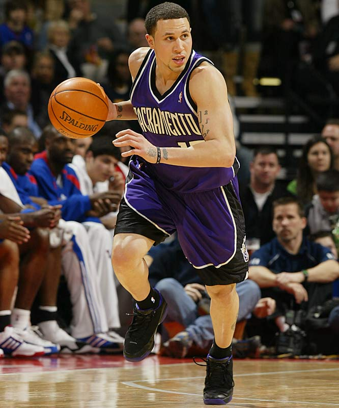 Dogged by trade rumors and maligned for his defense, Bibby is one of several Kings veterans with an uncertain future in Sacramento. On top of that, he shot a career-worst 40.4 percent last season and now must adjust to new coach Reggie Theus' system.