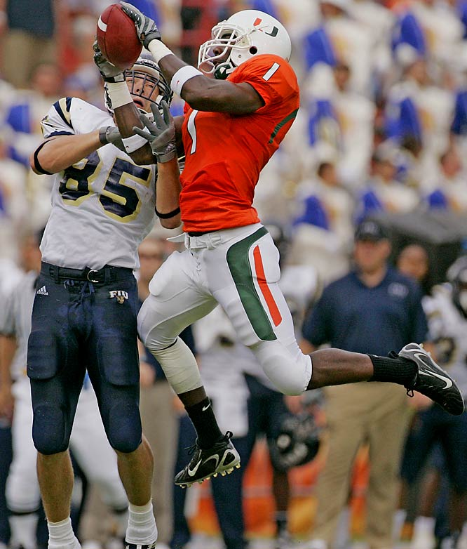 The next great safety from the Hurricane program, Phillips is a forceful playmaker with top cover skills.<br><br>* Denotes Underclassman