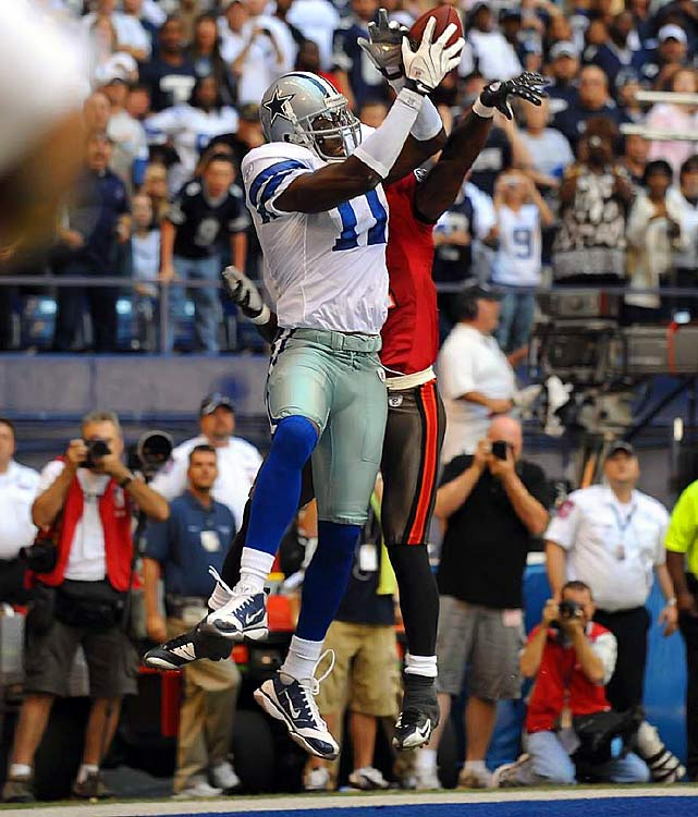 Oct. 14, 2008:  Dallas acquires WR Roy Williams and a 7th round pick; Detroit acquires Dallas's first, third and sixth round picks in 2009.  With Tony Romo out, and Troy Aikman saying the club needs to right its ship fast, the Cowboys pulled the trigger on the biggest deal of the trade deadline, acquiring Roy Williams from Detroit. The speedy Williams will provide instant spark for Dallas, and is, at the very least, a spot of good news for the franchise. The deal also marks a new (but entirely familiar) beginning in Detroit, as the Lions once again begin the process of rebuilding by stockpiling draft picks.