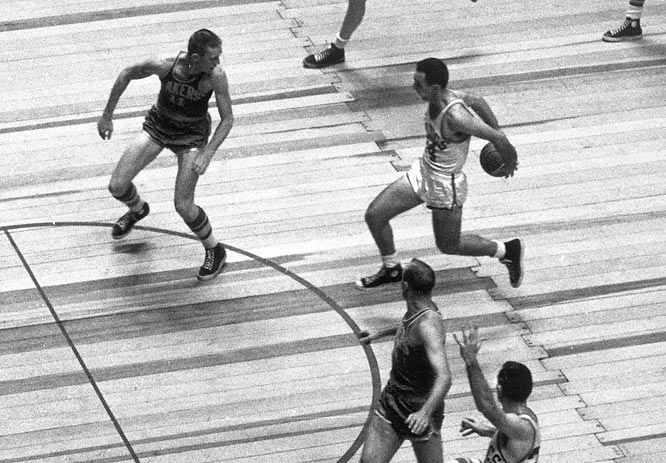 The Celtics under Red Auerbach were famous for a few things: winning (nine titles in 10 years), Bob Cousy's showboating and, of course, the cigar Auerbach would light when a victory seemed to be in hand.