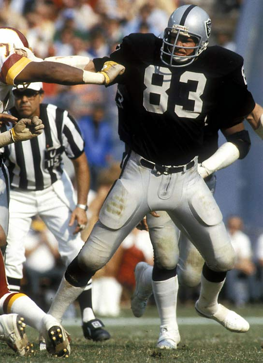 """They were scruffy pirates who refused to live by any of the NFL rules at the time -- they didn't dress up for road trips and they sat on their helmets during practice. The Raiders of Ted """"Mad Stork"""" Hendricks, John """"Tooz"""" Matsuzak and Jack """"The Assassin"""" Tatum were the ones who cultivated the intimidating Silver and Black persona, all while displaying a """"Commitment to Excellence"""" in the standings."""