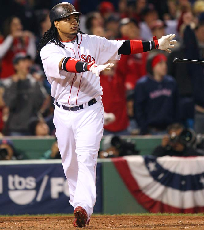 Manny Ramirez has dropped all pretense of hustling out of the box, choosing instead to admire his home runs from home plate -- even when they hit the top of the wall and bounce back (see: ALCS Game 5). Now the diminutive Dustin Pedroia has gotten into the act, flipping his bat Bret Boone-style after belting a home run in Game 7 of the ALCS. Then there are the wild celebrations and wacky dances (see: Jonathan Papelbon). If the showboating isn't reason enough to dislike these guys, there is always Curt Schilling, who is just as outspoken and opinionated as he is talented. What follows is a collection of some of the most infamous teams in sports -- teams that were so good and yet so obnoxious that fans either loved them or loved to hate them.