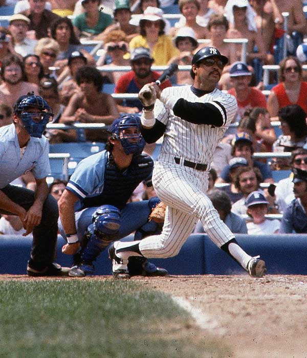 Bombastic Reggie Jackson was the straw that stirred the 1977-78 World Series champions, a tumultuous crew known as The Bronx Zoo for their endless clubhouse turmoil, backpage headlines and sniping with equally-bombastic owner George Steinbrenner.