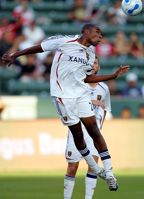 The eternal defender, Pope started every game he played for the U.S. national team. Since 1996, he compiled 82 caps and eight goals, and ended an illustrious MLS career with Real Salt Lake. Pope started all five games in the surprising U.S. 2002 World Cup run, but was red-carded against Italy in his World Cup farewell appearance in '06.<br><br>Send comments to siwriters@simail.com.