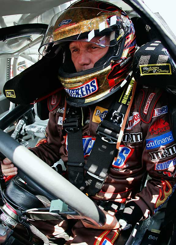 """Took a break,"" Rudd said of his NASCAR sabbatical after 2005. He returned this year for one more full ride, then quit for good. After a one-race cameo as an 18-year-old in '75, Rudd was named NASCAR Rookie of the Year in '77. He drove 788 consecutive races from 1981-2005, winning 23, always driving clean and now clear to the very end."