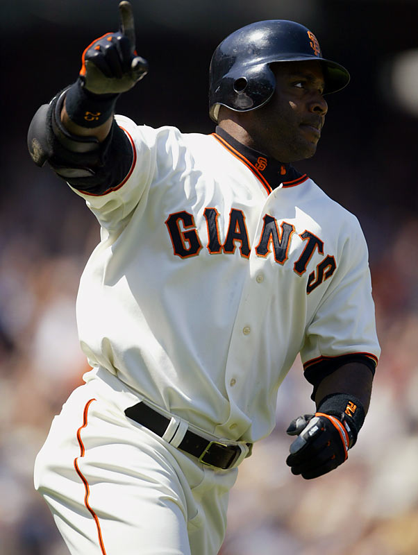 The Giants paid dearly with this deal before the '02 season. What they got, though, coming off Bonds' 73-homer '01 season, was a slugger who won three straight MVP awards, took the Giants to the '02 World Series and filled the stands at home and on the road. That's worth it even with one year ('05) lost to injury.